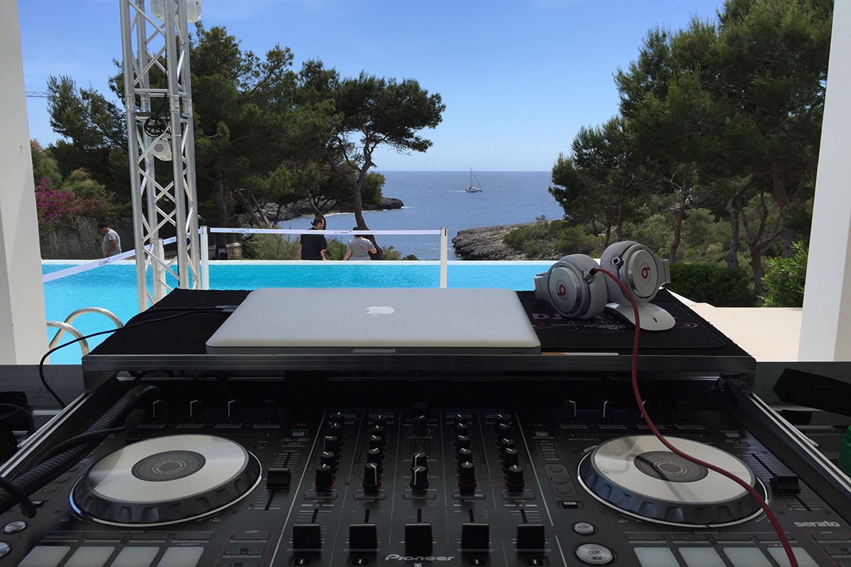 Private Party in Mallorca